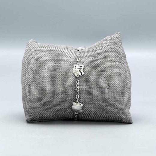 Bracelet Bebe Enfant Elephants Cadeaux De Famille