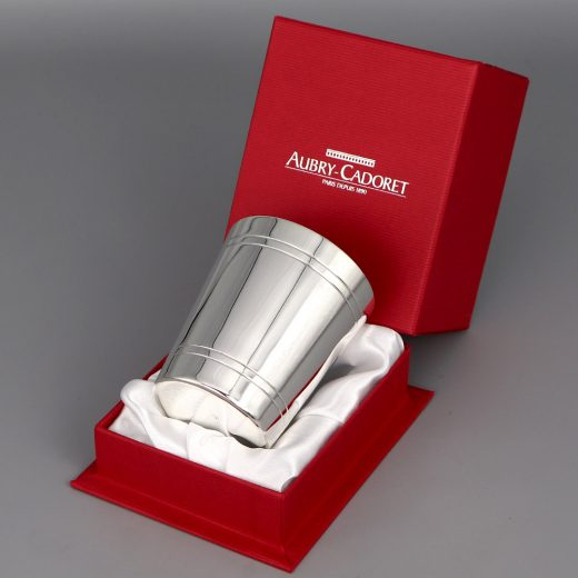Timbale En Argent Aubry Cadoret Guethary