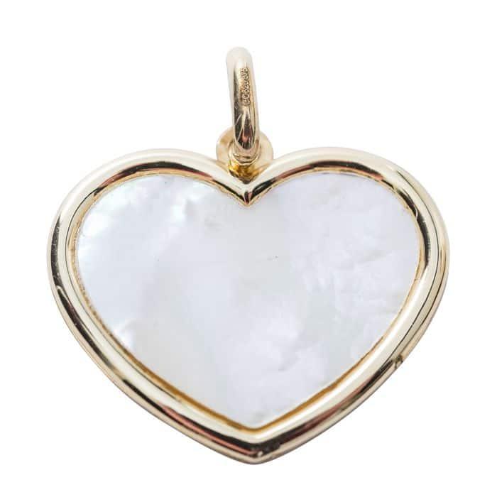 114-115 Medaille Nacre et Coeur