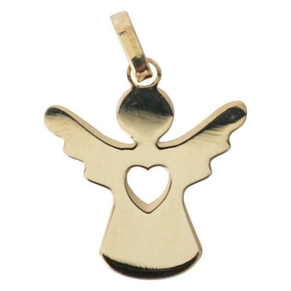 Medaille Ange Coeur