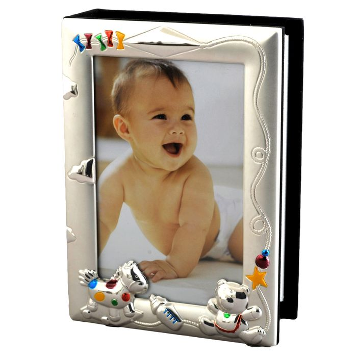Cadre Album Photo avec décors Jouets Multicolores