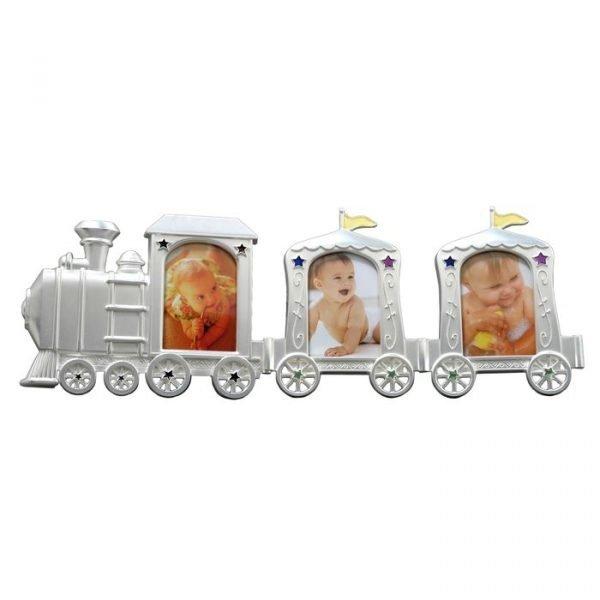 Cadre Photo Train