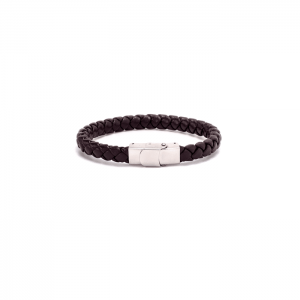Bracelet Cuir Rond