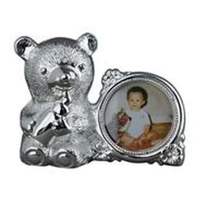 Cadre photo naissance - Tirelire ourson