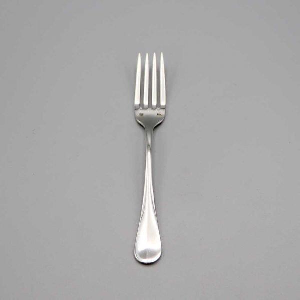 Aubry Cadoret Fourchette Bebe Metal Argente Baguette