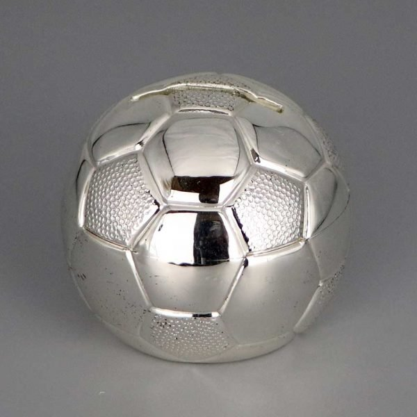Tirelire En Argent Ballon De Foot Cadeaux De Famille Daniel Cregut