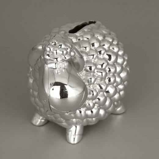 Tirelire En Argent Mouton Cadeaux De Famille Daniel Cregut